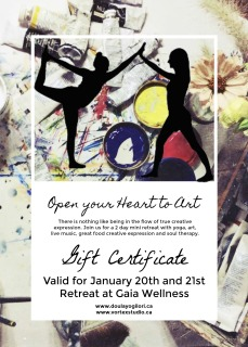 Open your heart to Art